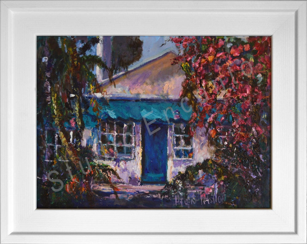 Image of Morning Glory @ 9th Avenue, Key West by Helen Tilston