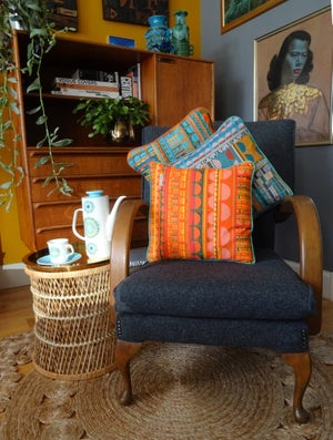 Image of Curve Collection Cushions