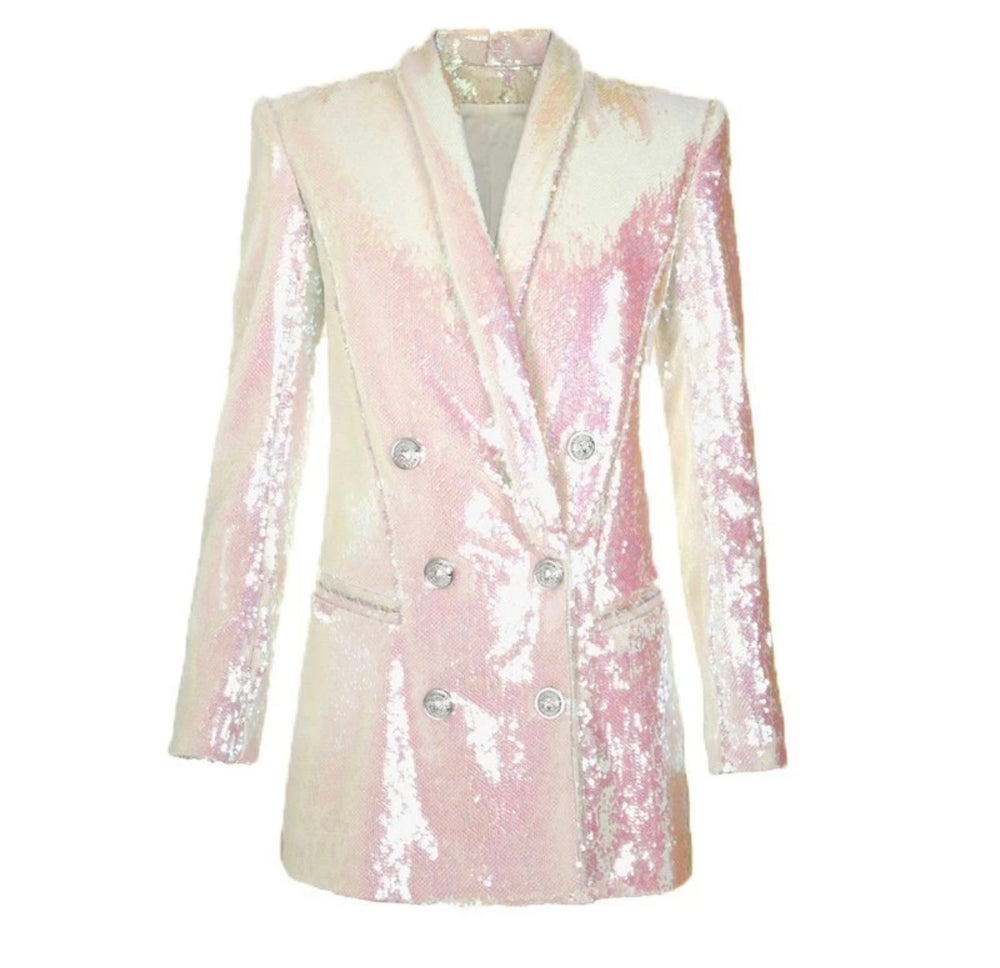 Image of Revel Blazer Dress
