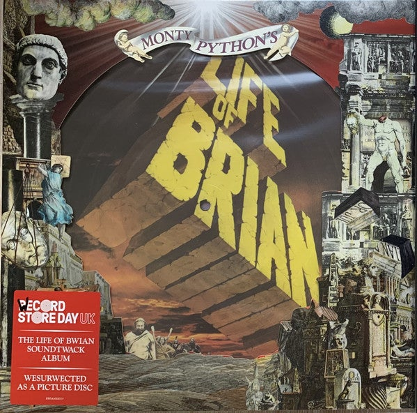 Image of  Monty Python ‎– Life Of Brian