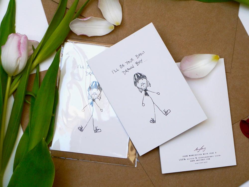 Image of Badly Drawn Boy | Card
