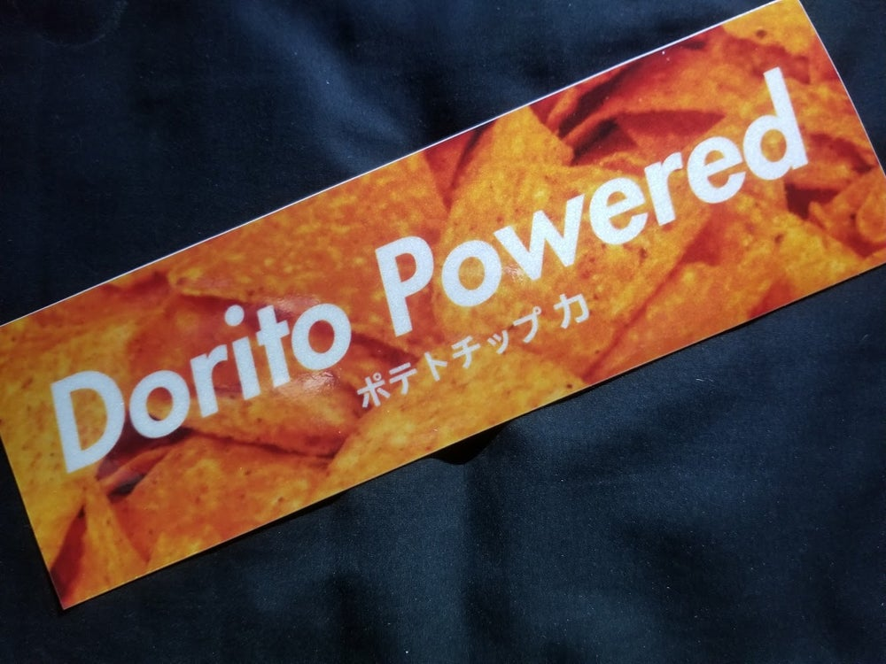 Image of Dorito Powered (Reflective)