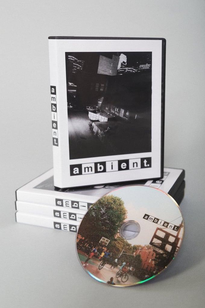 Image of 'a m b i e n t.' DVD