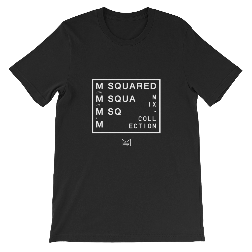 Image of M-SQUARED MIX COLLECTION T-SHIRT