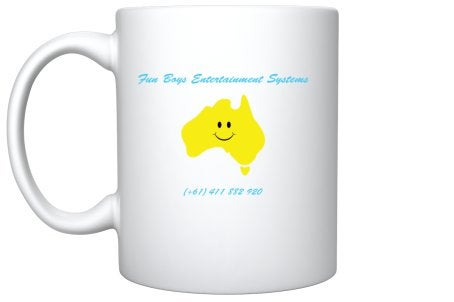 "Image of ""Entertainment Systems"" Mug"