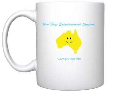 "Image of ""Entertainment Systems"" Mug"