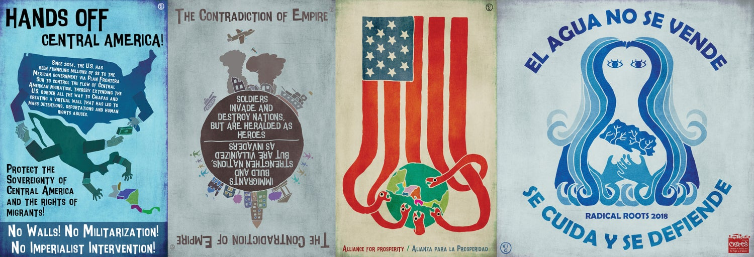 Image of Political Posters 01