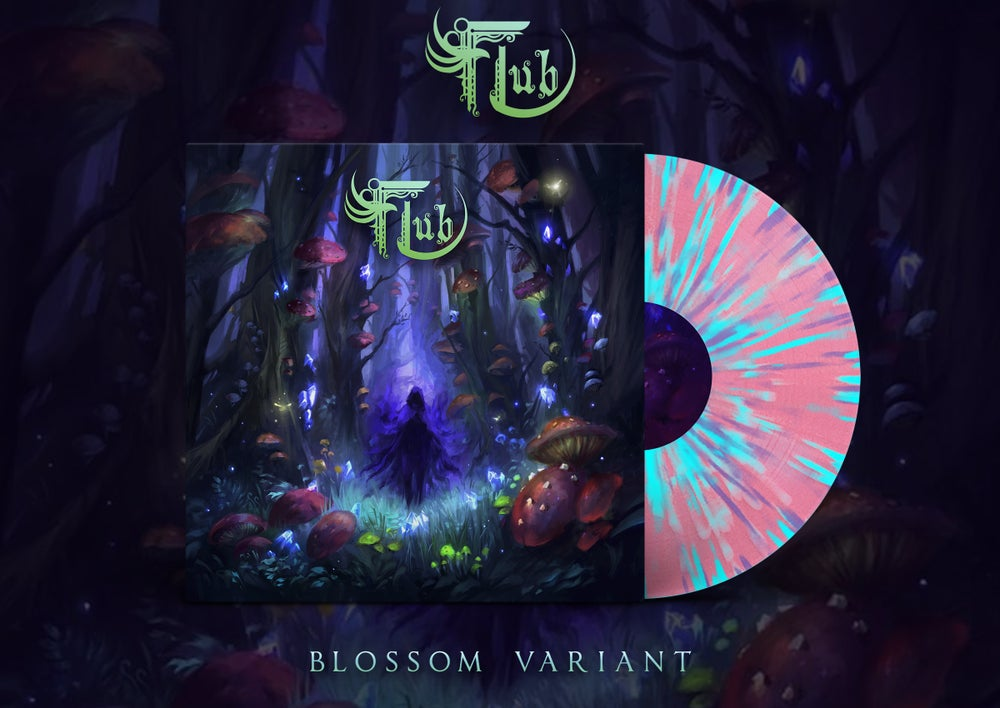 Image of FLUB - Blossom LP