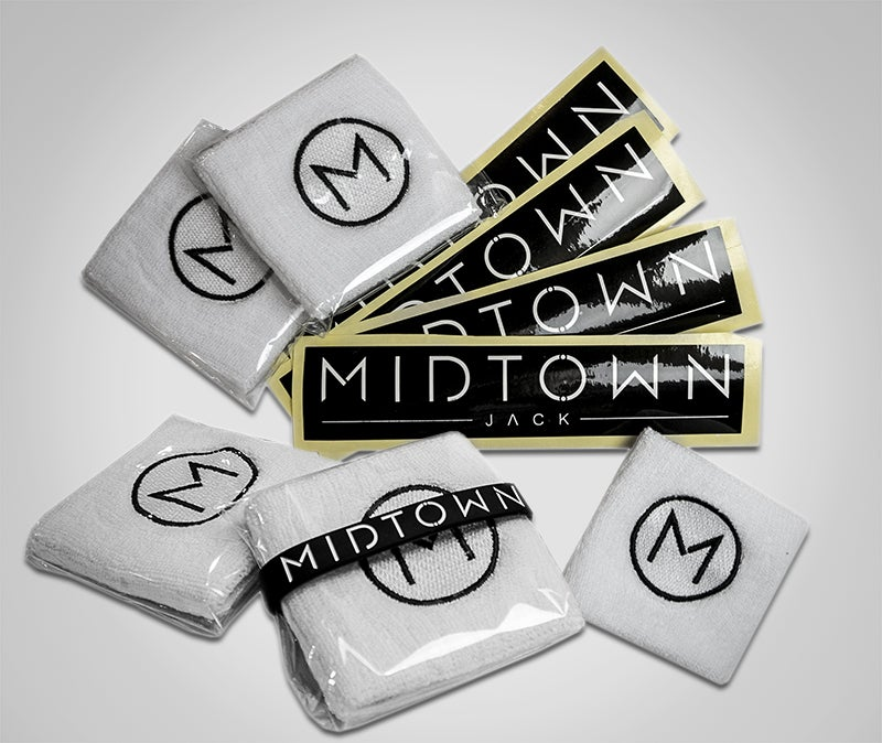 Image of MIDTOWN SWEAT BAND