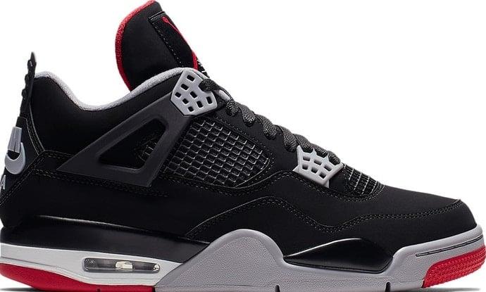 edafd38773949 Nike Retro Air Jordan 4