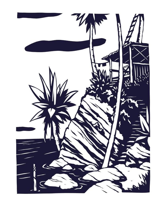 Image of »Janta Island Cut #36«