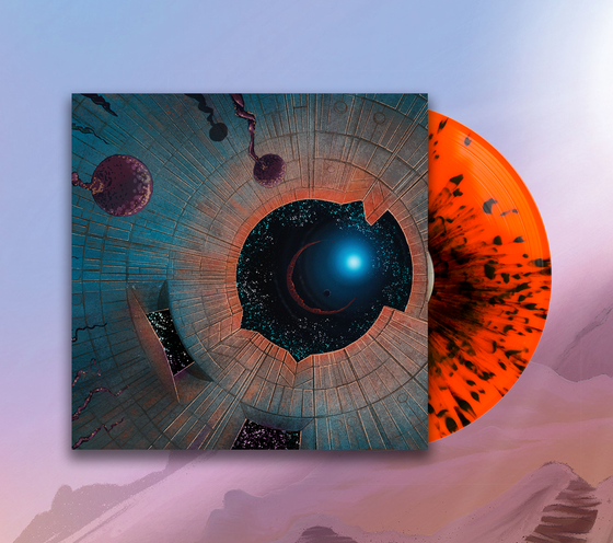 Image of Slomatics 'CANYONS' Vinyl