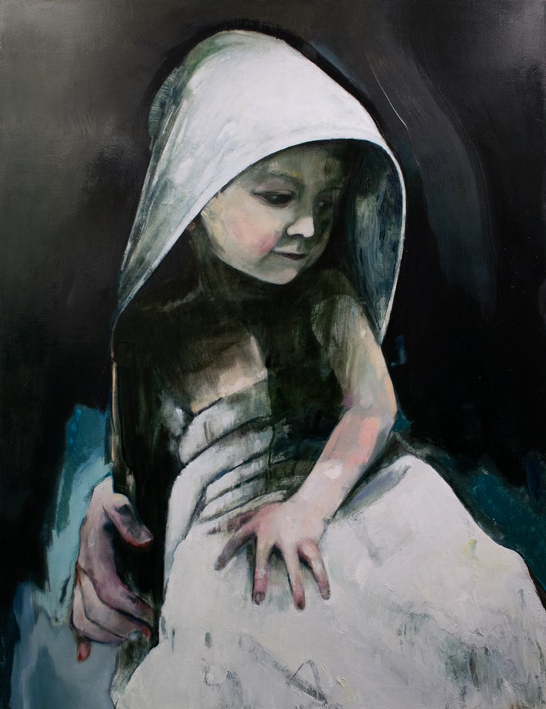 Image of Painting / maleri / 120x155 cm