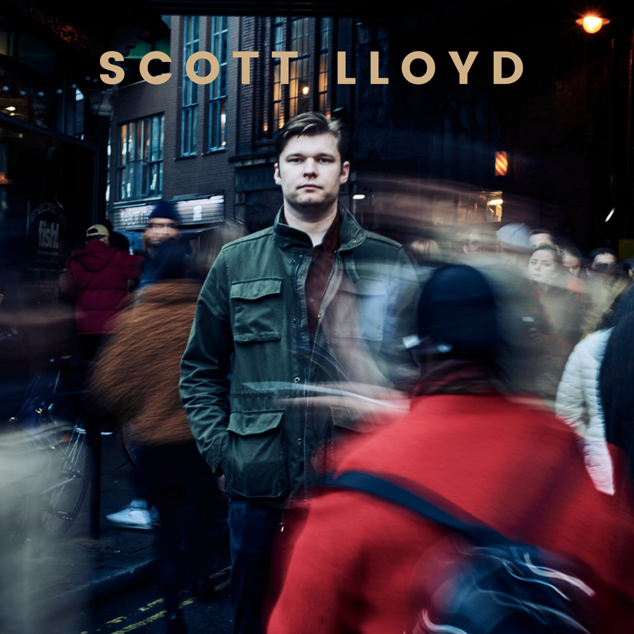 Image of Scott Lloyd - Debut Album - Limited Edition CD