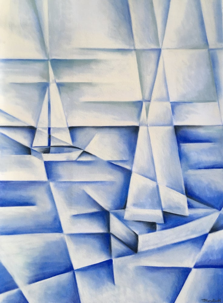 Image of The Cubist Boats