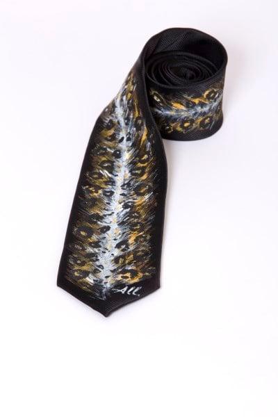 Image of Corbata / tie pintada a mano /hand painted
