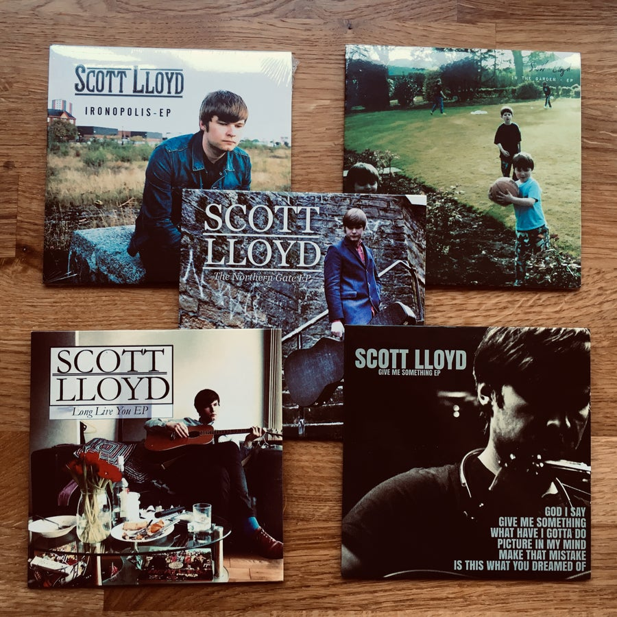 Image of Scott Lloyd - EPs Bundle