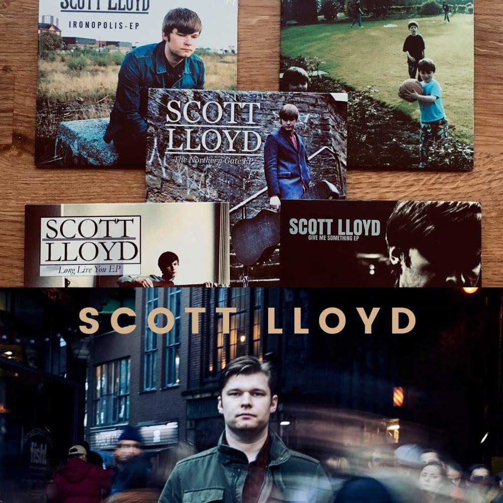 Image of Album + EPs - CD Bundle