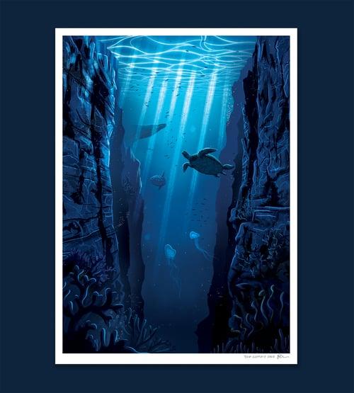 Image of Oceans Print