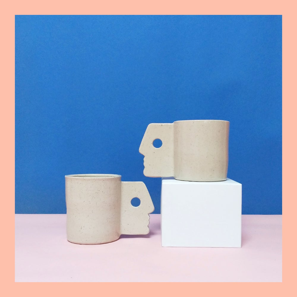 Image of strong nose mug