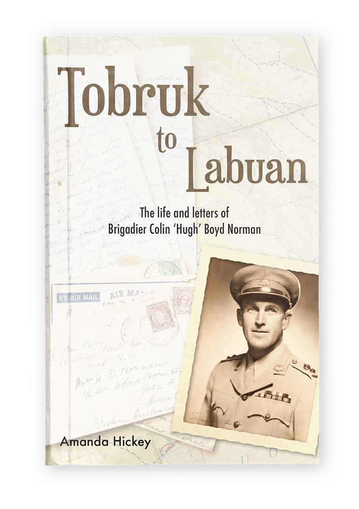 Image of Tobruk to Labuan by Amanda Hickey