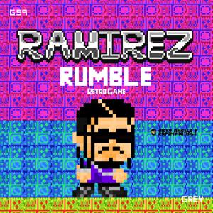 Image of Ramirez Rumble ( RETRO SILVER PACK)