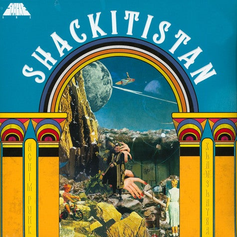 Image of Shacke One - Shackitistan - LP (Nordachse)