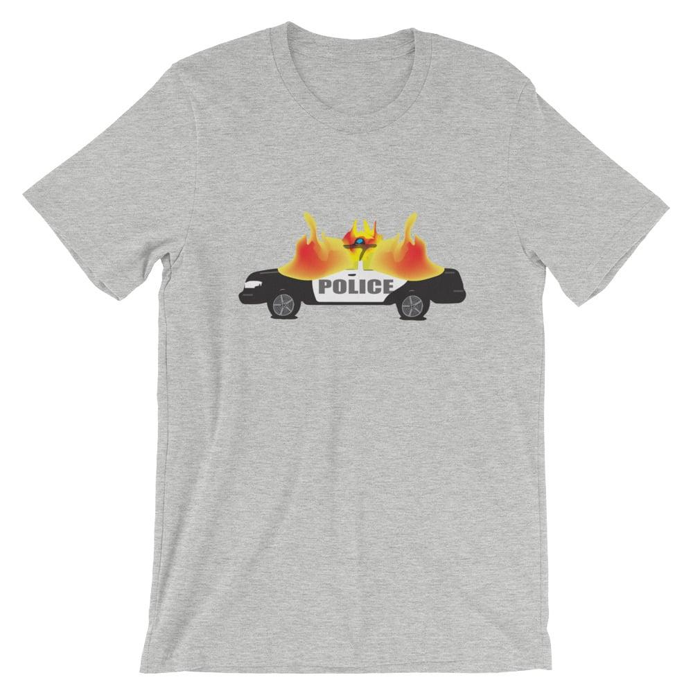 Image of RIP Cop Car Shirt