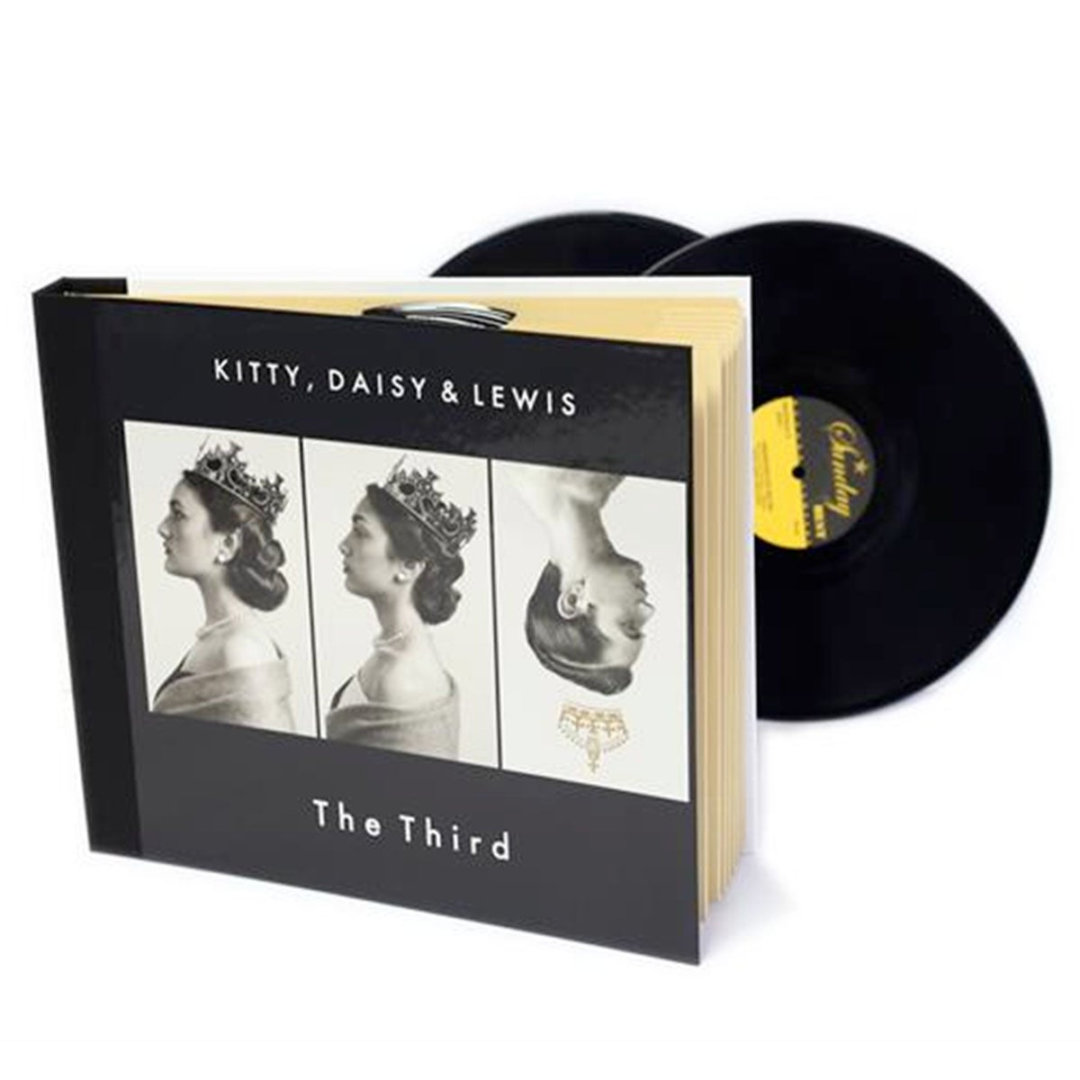 "Image of Kitty, Daisy and Lewis - The Third (Limited Edition Authentic Record Album ft. seven 10"" Vinyl)"