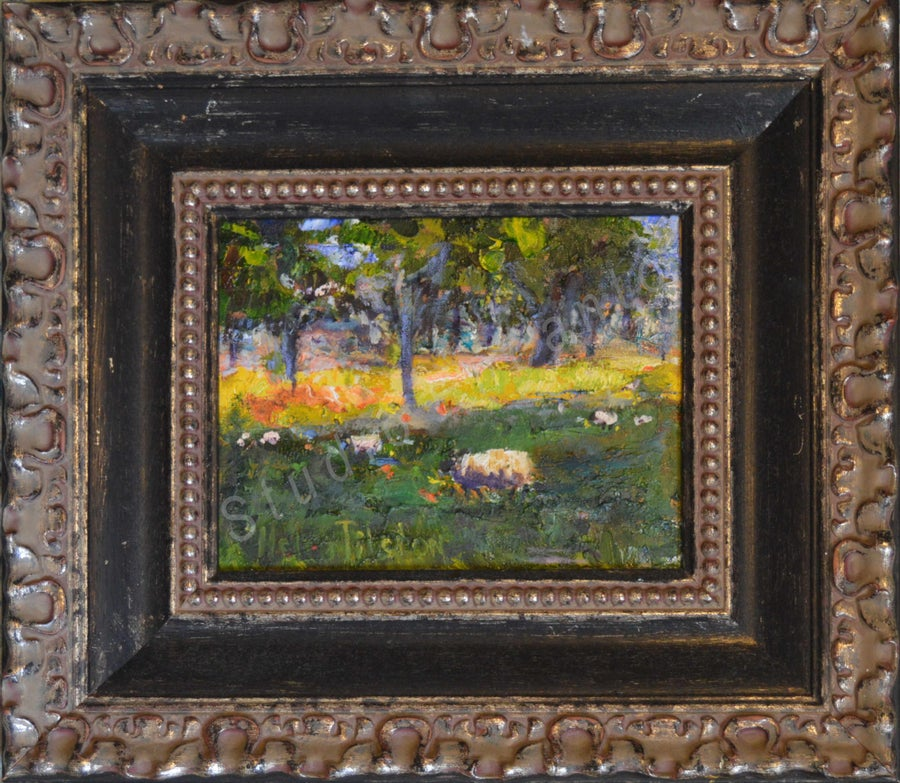 Image of Irish Pasture by Helen Tilston