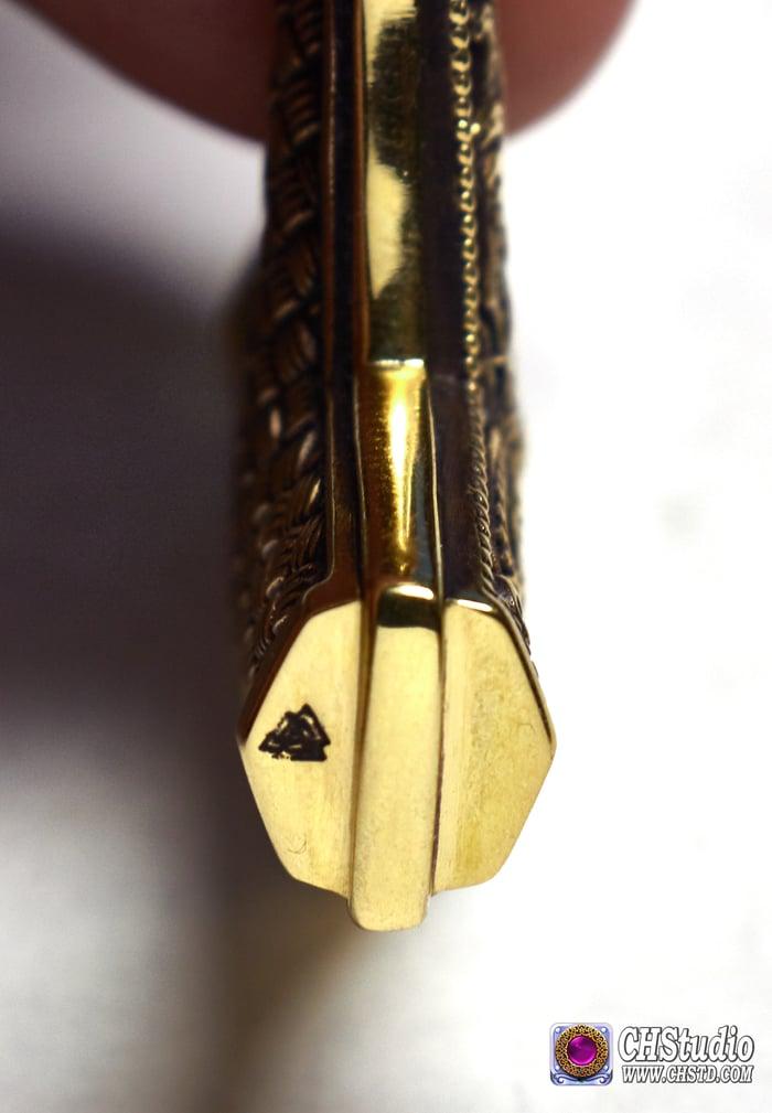 THOR'S HAMMER - MJOLNIR -  Leather Necklace