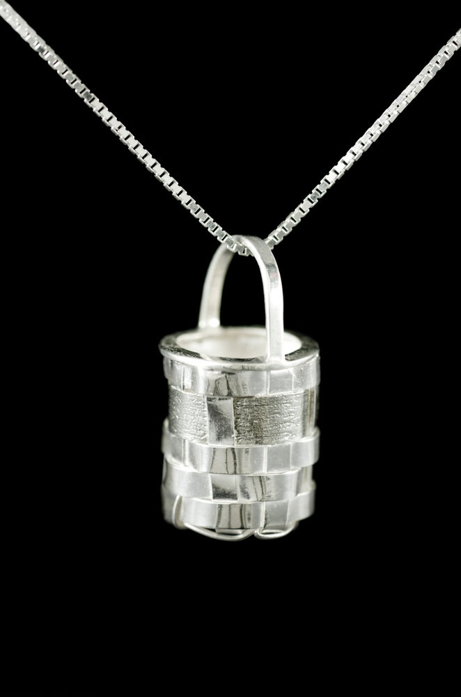 Image of Camsis/Little Basket pendant