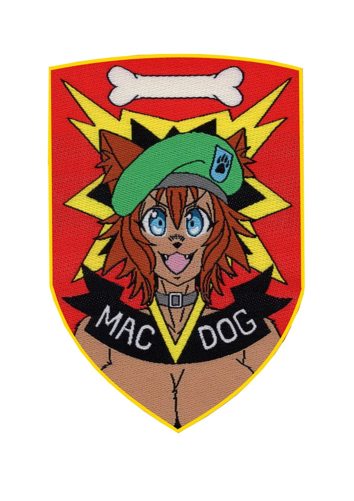 Image of MACV-DOG