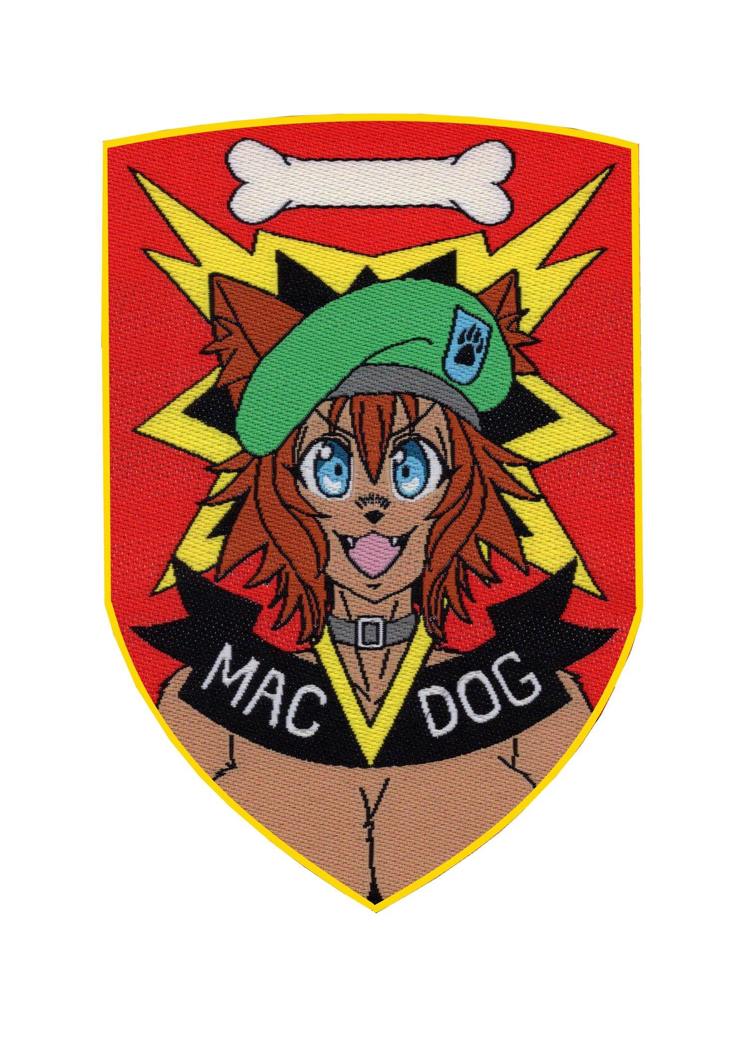 Image of MACV-DOG