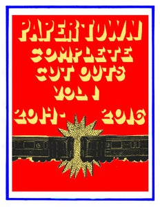 Image of Papertown Complete Cut Outs Vol. 1