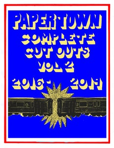 Image of Papertown Complete Cut Outs Vol.2
