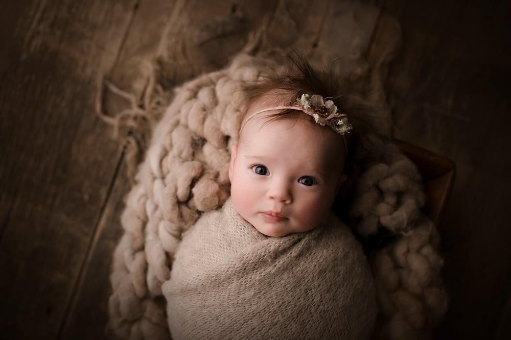Image of Nicole Smith Newborn Editing Video