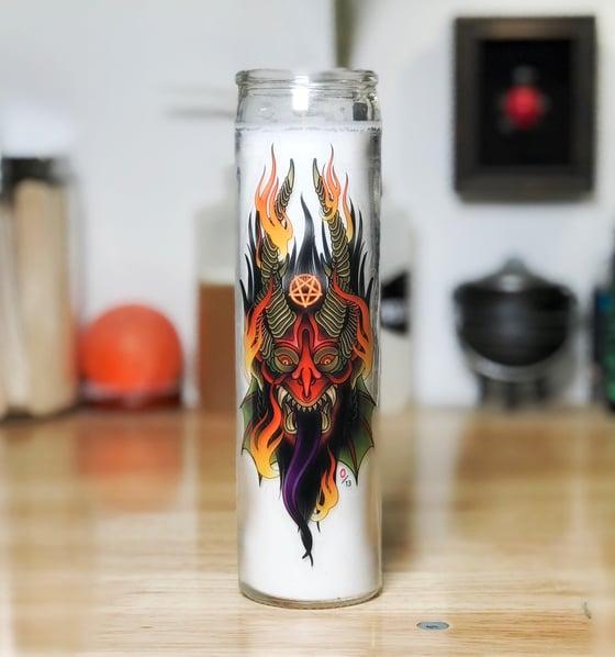 Image of Sunday Prayer Candle