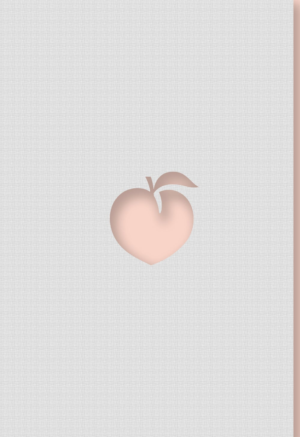 """Image of """"the peach poems"""" by Terrence Abrahams"""
