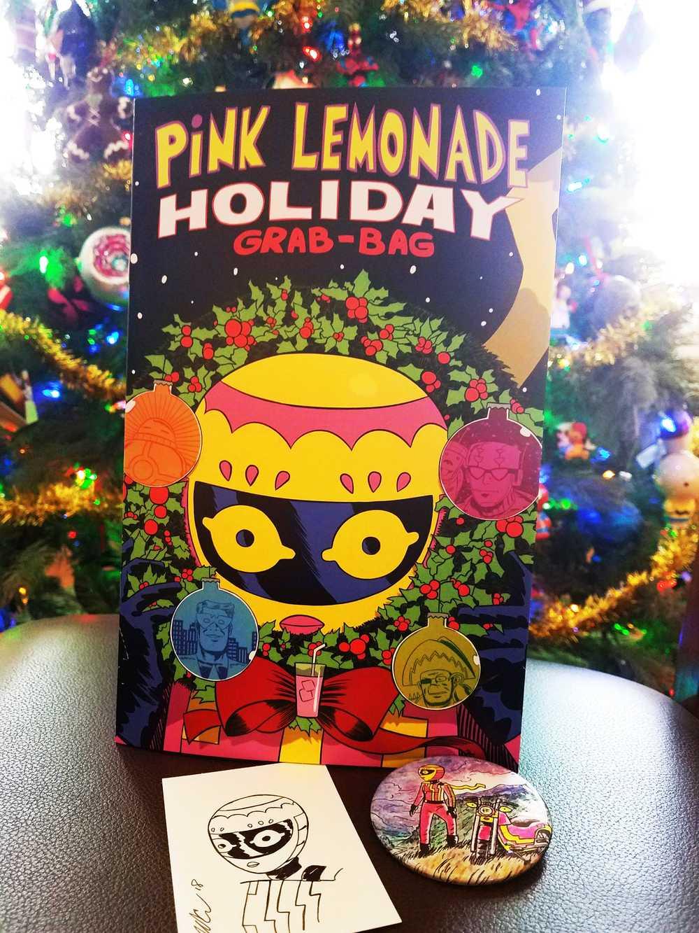 Image of Pink Lemonade Holiday Grab-Bag