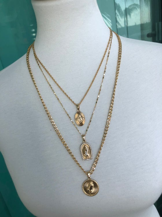 Image of Layered necklace