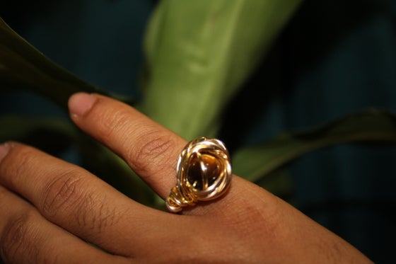 Image of Tigers Eye ring