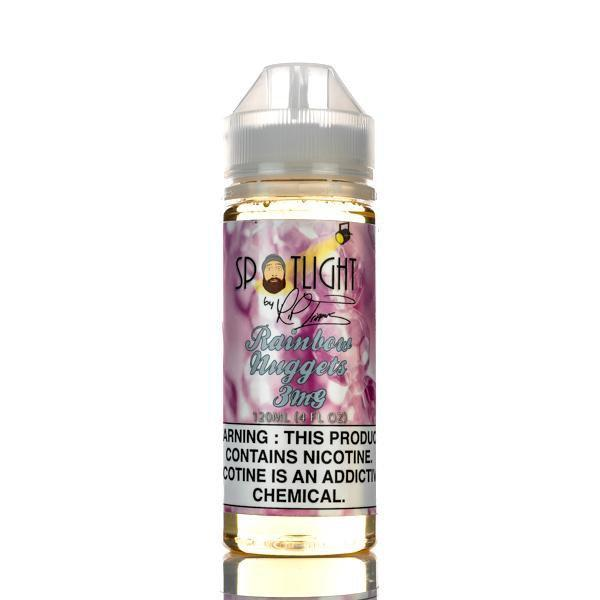 Image of  Spotlight Rainbow Nuggets by Rip Trippers 120ml