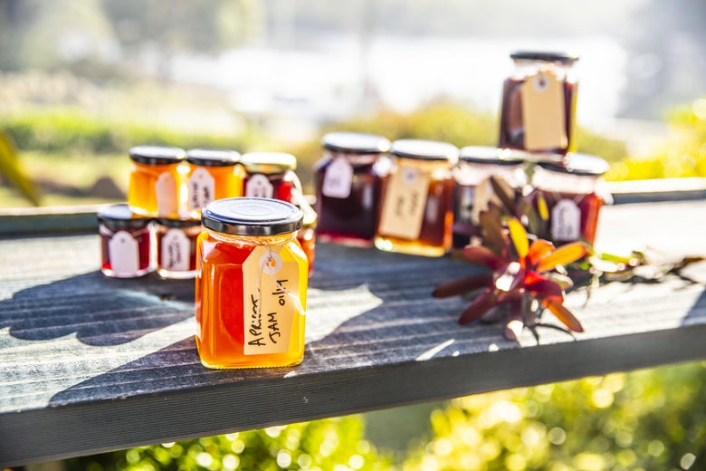 Image of Apricot Jam