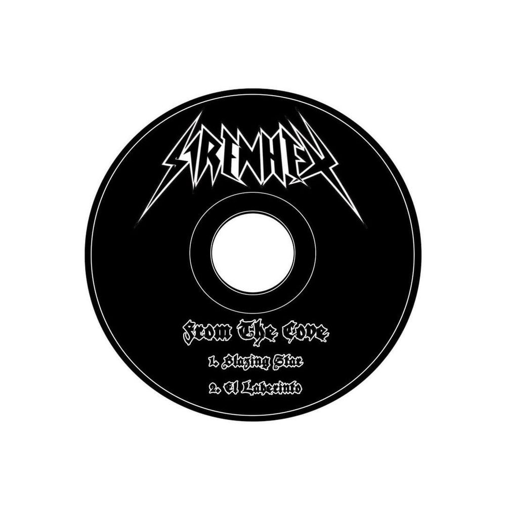 Image of SIRENHEX - FROM THE COVE 2019 DEMO CD ON SALE NOW