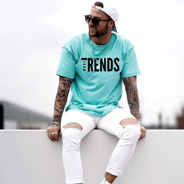 Image of BOLD MINT TEE