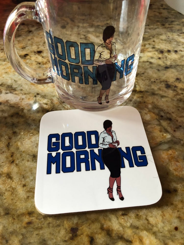Image of Good morning mug set