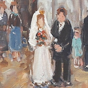 Image of Mid-Century 'Wedding Bells' Bror Jönsson (b.1931) WAS £595
