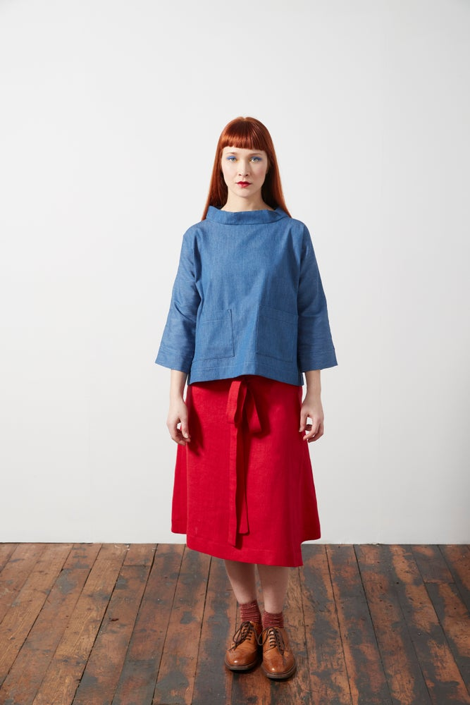 Image of Summer Smock Top