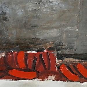 Image of HUGE, 1974, 'Saucisson,' Lennart Rosensohn.